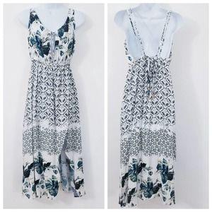 SomeDays Lovin Faux Wrap floral summer Dress